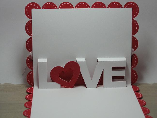 Silhouette Cameo Valentine Card Ideas