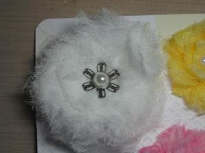 Shabby Chic Flower 1